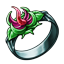 Royal Bloodleaf Ring of Double Attack